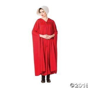 Fertility cloak and bonnet Costume
